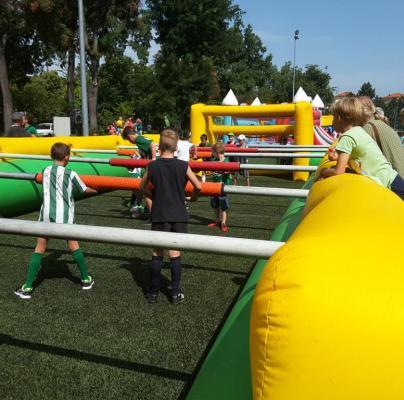 Ügyességi játékok, sportjátékok és élményjátékok szolgáltatása